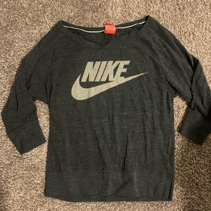 Nike Tops - Nike scoop neck light sweater